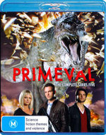 Primeval : Series 5 - Andrew Lee Potts