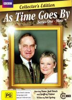 As Time Goes By : Season 1-9 Box Set (NP) - Dame Judi Dench