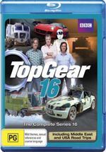 Top Gear : Series 16 - Richard Hammond