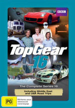 Top Gear : Series 16 (Steelbook) - James May
