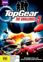 Top Gear : The Challenges 5