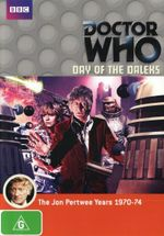 Doctor Who : Day of the Daleks - Jimmy Winston