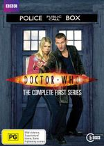 Doctor Who : Series 1