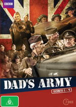 Dad's Army : Box Set Part 2 - Clive Dunn