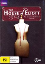 The House of Eliott : The Complete Collection - Series 1-3 - Cathy Murphy