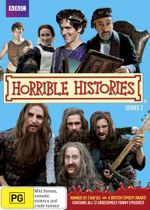 Horrible Histories : Series 2 - Steve Connelly