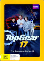 Top Gear : Complete Series 17 (Steelbook) - The Stig