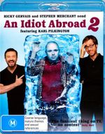 An Idiot Abroad : Series 2 - Karl Pilkington