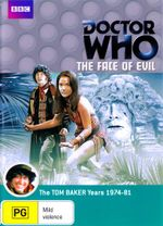 Doctor Who : Face of Evil - David Garfield