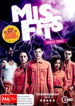 Misfits : Series 3 - Antonia Thomas