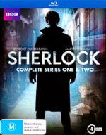 Sherlock : Series 1 - 2 - Benedict Cumberbatch