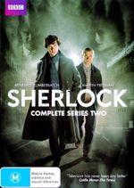 Sherlock : Series 2 - Benedict Cumberbatch
