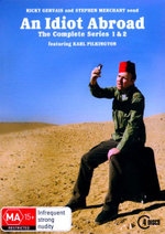 An Idiot Abroad : Series 1-2 - Karl Pilkington