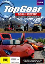 Top Gear The Great Adventures : The India Special / Supercars Across Italy - James May