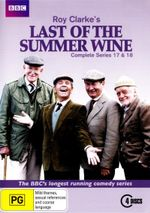Last of the Summer Wine : Series 17 and 18 - Robert Fyfe