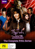 Sarah Jane Adventures : Series 5 - Daniel Anthony