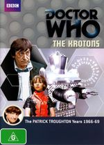 Doctor Who : The Krotons - James Copeland