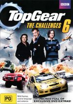 Top Gear : The Challenges - Volume 6 - The Stig