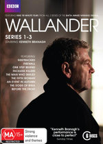 Wallander : Series 1-3 Boxset - Jeany Spark