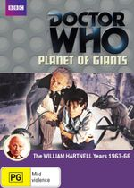 Doctor Who : Planet of Giants - Carole Ann Ford
