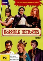 Horrible Histories : Series 4 - Laurence Rickard
