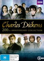 Charles Dickens 200th Anniversary Collection : Bleak House/Oliver Twist/Little Dorrit/Great Expectations/The Mystery of Edwin Drood. - Freddie Fox