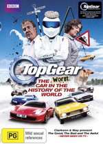 Top Gear : The Worst Car in the History of the World - James May