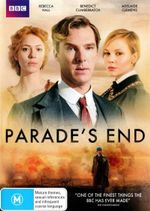 Parade's End (2 Discs) - Benedict Cumberbatch