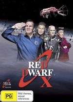 Red Dwarf : Series 10 (2 Discs) - Robert Llewellyn