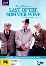 Last of the Summer Wine : Series 19 and 20 (4 Discs) - Thora Hird