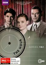 The Hour : Series 1 - 2 (4 Discs) - Hannah Tointon