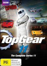 Top Gear : Series 11 (2 Discs)