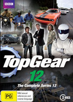 Top Gear : Series 12 (3 Discs) - The Stig