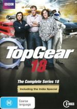 Top Gear : Series 18 - Including the India Special - James May