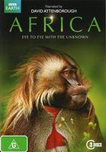Africa - David Attenborough