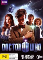 Doctor Who : Series 6 (Boxset Std Edtion) (NP) - Karen Gillan