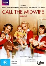 Call the Midwife : Series 2 - Cliff Parisi