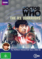 Doctor Who : The Ice Warriors - Sonny Caldinez