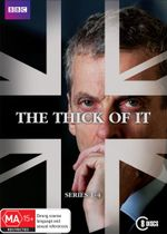 The Thick of It : Series 1 - 4 - James Smith