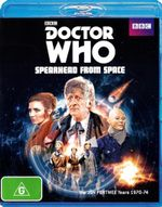 Doctor Who : Spearhead from Space - Judy Cornwell