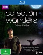 A Collection of Wonders (Wonders of the Solar System / Wonders of the Universe / Wonders of Life) - Steven Mackintosh