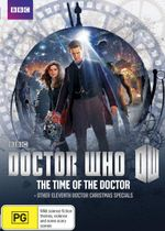 Doctor Who : The Time of the Doctor and Other Eleventh Doctor Christmas Specials - Matt Smith