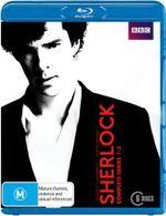 Sherlock : Series 1 - 3 - Benedict Cumberbatch
