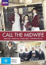 Call The Midwife : Series 1-3 + Christmas Special Boxset - Vanessa Redgrave