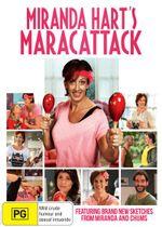 Miranda Hart's Maracattack - Kirstie Allsopp