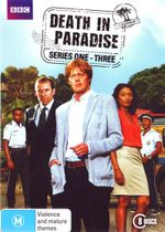 Death in Paradise : Series 1-3 - Elizabeth Bourgine