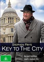 Stephen Fry's Key to the City - Stephen Fry