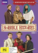 Horrible Histories : Series 5 - Laurence Rickard