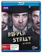 Ripper Street : Series 2 - Adam Rothenberg