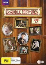 Horrible Histories : Series 1 - 5 - Martha Howe-Douglas